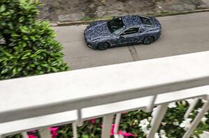 【車名引き継ぐ】マセラティ初のEV 公式画像初公開 グラントゥーリズモ後継モデル