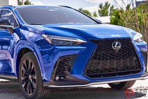 全面刷新の高級SUV新型「NX」何が変わった? トヨタ&スバルの良さ活かした次世代レクサス第一弾とは