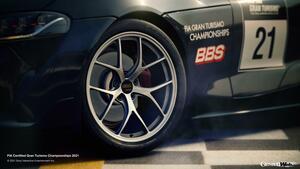 BBSジャパン、グランツーリスモ「FIA GTチャンピオンシップ2021」シリーズのオフィシャルパートナーに