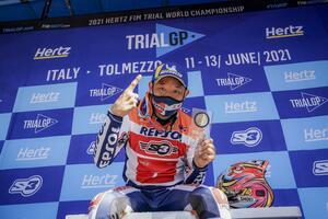 藤波貴久が41歳にして、トライアル世界選手権5年ぶり優勝
