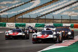 戦略分かれたトヨタの2台「大変なレースで勝てて本当に最高の気分」と中嶋一貴/WECポルティマオ