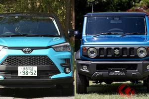 全長4m以下SUVに関心高まる? 人気のライズ&ジムニーシエラ、マグナイトの特徴とは