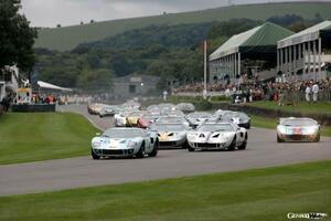 フォード GT40でのセミ耐久レース開催決定! スーパフォーマンス製コンティニュエーション仕様も参戦OK 【動画】