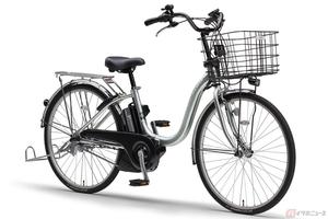 ヤマハの電動アシスト自転車「PAS Cheer」2022年モデル発売 最初の1台に適したベーシック機能を装備
