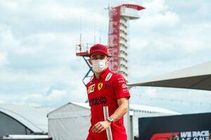 ルクレール「最適なタイヤマネジメントができるかどうかがカギになる」フェラーリ/F1第17戦金曜