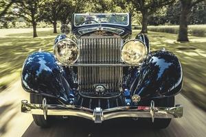 【9.4L V12の最高傑作】1935年製 イスパノ・スイザJ12 美しい姿に隠す力強さ 前編