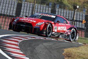 【スーパーGT】第6戦オートポリス公式練習|GT500は23号車GT-R、GT300は52号車埼玉トヨペットがトップタイム