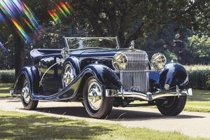 【9.4L V12の最高傑作】1935年製 イスパノ・スイザJ12 美しい姿に隠す力強さ 後編