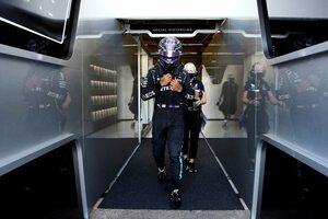 ハミルトン「セットアップ変更でアドバンテージを失った」メルセデス、レッドブル2台とのPP争いを予想/F1第17戦