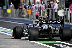 メルセデスのボッタス、F1アメリカGPで6基目のICE投入へ…ここまで4戦中3戦でPU交換のグリッド降格ペナルティ