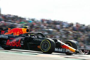 F1アメリカFP2:ペレスがトップタイムで初日を締めくくる。僚友フェルスタッペンはアタックできず……角田は16番手