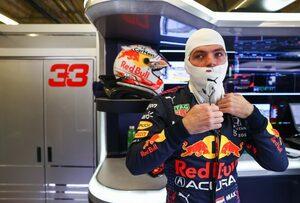 「楽な一日ではなかった」とフェルスタッペン。苛立ち示す場面も:レッドブル・ホンダ/F1第17戦金曜
