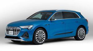 アウディ、SUVタイプの「e-tron 50 quattro」を初導入、さらにベーシックグレード「e-tron Sportback 50 quattro」を追加設定