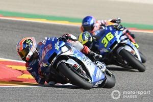 【MotoGP】「リンスがプッシュすれば僕も限界まで攻める」スズキのジョアン・ミル、初タイトルの影に同僚へのライバル意識