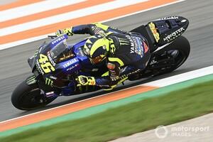 """【MotoGP】安定性欠くヤマハ。ロッシ「バイクの改善には""""本格的な""""テストプログラムが必要」"""