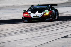 ランボルギーニ ウラカン GT3 EVOがセブリング12時間レースで優勝! シーズン三冠を達成