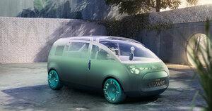これが「MINI」の近未来? #NEXTGen2020でコンセプトモデルが発表!