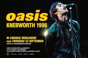 生ける伝説となった偉大なUKロックバンドの記念碑的ライブ映画『オアシス:ネブワース1996』