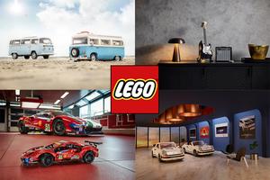 フェラーリからストラトキャスターまで再現!! 世界中の大人たちを魅了する「大人レゴ」とは?