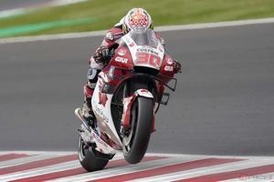 【MotoGP第14戦サンマリノGP】中上貴晶選手は2戦連続の10位フィニッシュ
