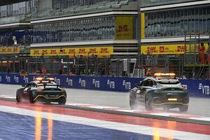 土曜日に雨予報のF1ロシアGP。サポートレースのF3レース1を金曜日に前倒しで実施