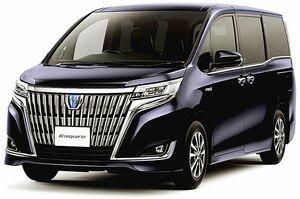トヨタ、ミニバン「エスクァイア」12月上旬で生産終了 ラインアップ再編の一環