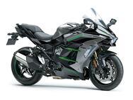 カワサキ「Ninja H2 SX SE」「Ninja H2 SX SE+」【1分で読める 2021年に新車で購入可能なバイク紹介】
