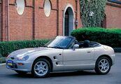 「名車購入ミニガイド付き」4ウエイオープントップ採用。本格FRスポーツ、スズキ・カプチーノの凝縮の美学