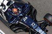 【角田裕毅F1第6戦密着】トップ3を目指したQ3。マシンへの自信は深まるも無念のクラッシュに「少し悔いがある」