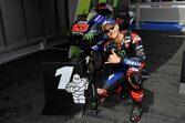 クアルタラロ、レースへのタイヤ選択は「難しいけれど、ミディアムもハードも機能する」/MotoGP第7戦予選トップ3コメント
