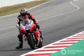 """【MotoGP】ホルヘ・マルティン、怪我からの復帰戦は""""完走""""すら戦いに? 「レースは厳しいかも」と弱気"""