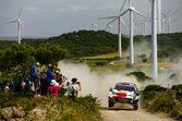 トヨタ、最終日を前にオジエとエバンスがワン・ツー体制築く/WRC第5戦イタリア