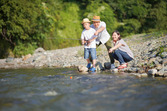 もっとも身近な夏のアウトドア!「川遊び」で守るべき6つのルールとマナー
