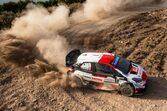 オジエが今季3勝目。トヨタ1-2、勝田貴元は自己ベストタイの4位/WRCイタリア