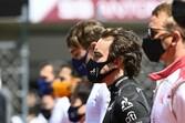 """F1復帰のアロンソ、苦戦報道に""""メディアは大げさ""""と苦言。「1年が終わってから話そう」"""