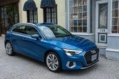 【新型アウディA3話題】独プレミアム・コンパクト メルセデス・ベンツAクラス/BMW 1シリーズ/フォルクスワーゲン・ゴルフと比較