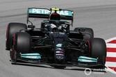 F1スペインFP1速報:ボッタス首位にフェルスタッペン続く。角田裕毅11番手