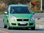 【試乗】欧州生まれのスズキ スプラッシュが日本上陸、国内モデルとの違いは?【10年ひと昔の新車】