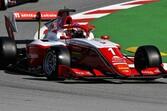 FIA F3バルセロナ予選:岩佐歩夢、F3デビュー戦は予選19番手タイム。PPはハウガー/F2大クラッシュから復帰のコレア13番手