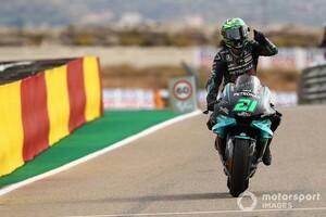 """【MotoGP】""""ゾーン""""に入ったモルビデリ、MotoGP2勝目は「まるで2周しか無いようだった」"""