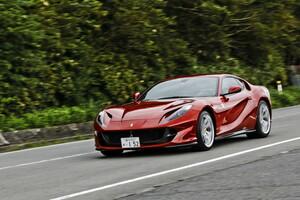 フェラーリ×ランボルギーニ×ポルシェの多気筒NAエンジンを清水和夫が一気乗り! 【動画】