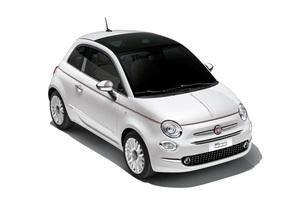 """イタリアの""""甘い生活""""を表現した優美な限定モデル、「フィアット500/500C ドルチェヴィータ」デビュー"""