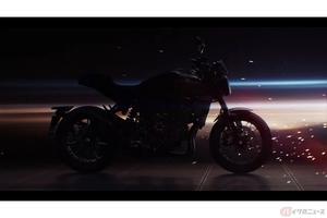 ホンダ新型「CB1000R」ディザー動画公開 新世代CB のフラッグシップが進化!?