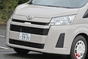 トヨタ新型300系「ハイエース」なぜ日本に? 世界で1台の最強FCVキッチンカーの開発理由とは