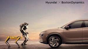 ヒュンダイ自動車 米ロボット企業ボストン・ダイナミクスを買収完了