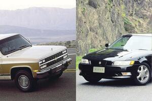 ドラマ「ネメシス」に登場した「マニアを驚嘆させた」2台の劇中車の正体とは