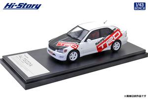 TRDカラーも登場! 1/43スケール「トヨタ・アルテッツァ RS200 TRD」がインターアライドから発売