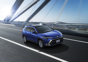 新型トヨタ・カローラクロス発売! シリーズ初のSUVはガソリン車とハイブリッド車を用意し199.9万円から