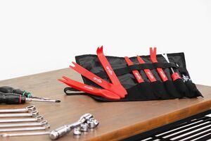 エーモン工業、「内張はがし」の新製品を発売 最適な先端形状や手になじむグリップ採用