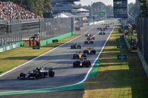 F1スプリント予選レースでどこまでリスクを冒すべきか……メルセデス代表「誰もが混乱している」